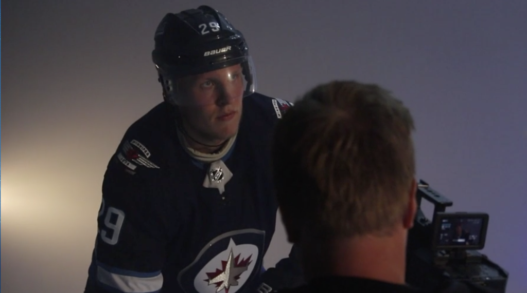 Winnipeg Jets 'Carwash' Video